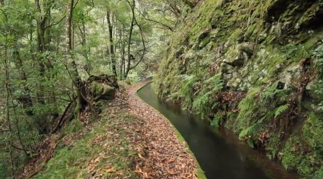 canal d'irrigation: une ingénierie remarquable